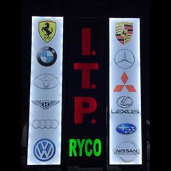 Stație ITP Ryco